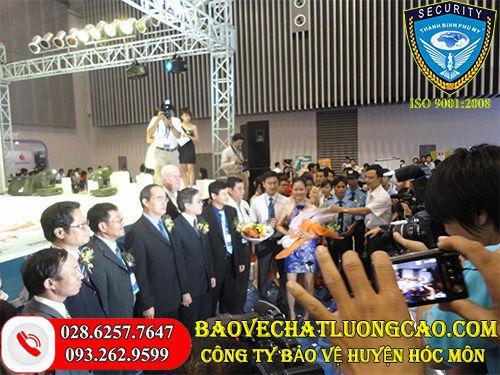 Công ty bảo vệ huyện Hóc Môn Thanh Bình Phú Mỹ