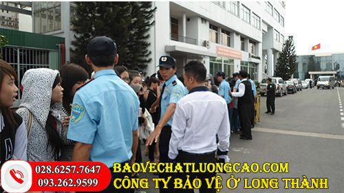 Công ty bảo vệ huyện Long Thành hiệu quả, uy tín và đảm bảo nhất