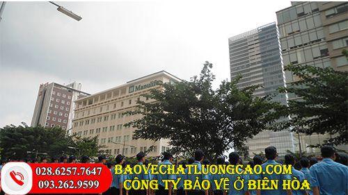 Công ty bảo vệ ở Biên Hòa Thanh Bình Phú Mỹ uy tín 24/7