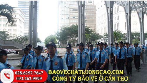 Công ty bảo vệ ở Cần Thơ Thanh Bình Phú Mỹ uy tín 24/7