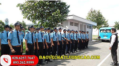 Công ty bảo vệ ở Tiền Giang Thanh Bình Phú Mỹ uy tín 24/7