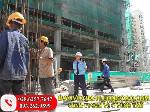 Công ty bảo vệ ở Vũng Tàu Thanh Bình Phú Mỹ uy tín 24/7