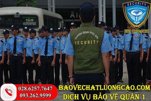 Công ty bảo vệ quận 1 Thanh Bình Phú Mỹ