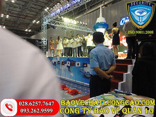 Công ty bảo vệ quận 10 Thanh Bình Phú Mỹ