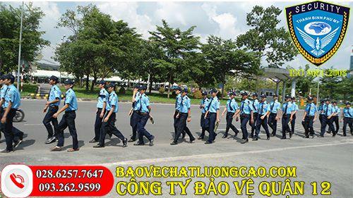 Công ty bảo vệ quận 12 Thanh Bình Phú Mỹ