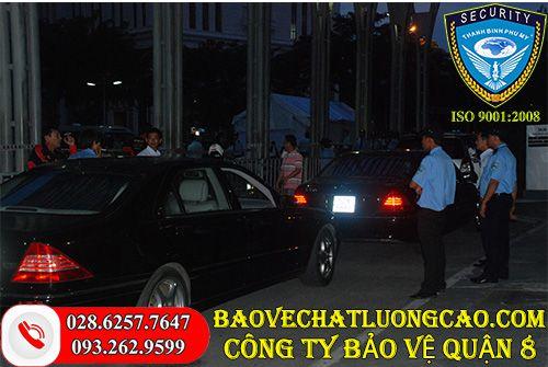 Công ty bảo vệ quận 8 Thanh Bình Phú Mỹ chuyên nghiệp chất lượng