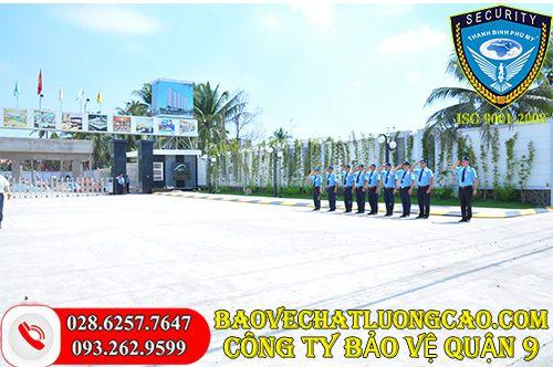 Công ty bảo vệ quận 9 Thanh Bình Phú Mỹ