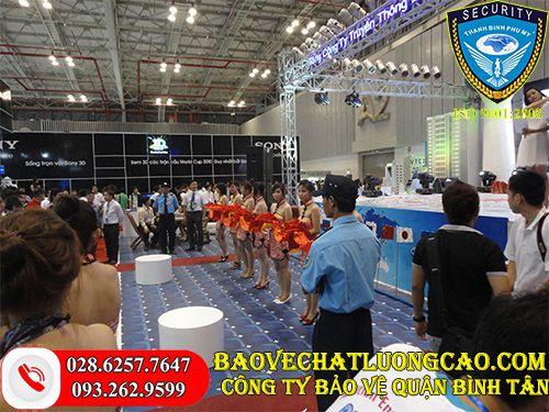Công ty bảo vệ quận Bình Tân Thanh Bình Phú Mỹ