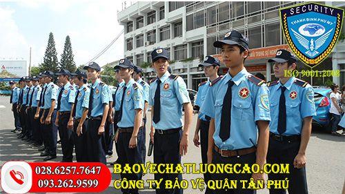 Công ty bảo vệ quận Tân Phú Thanh Bình Phú Mỹ