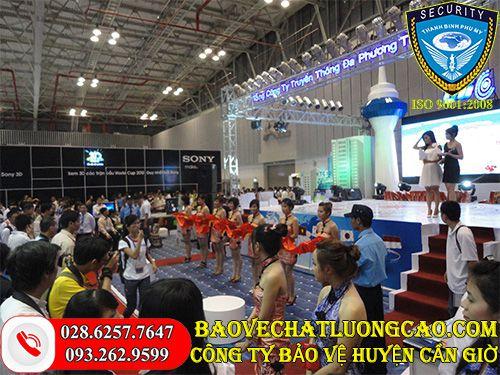 Dịch vụ bảo vệ huyện Cần Giờ Thanh Bình Phú Mỹ