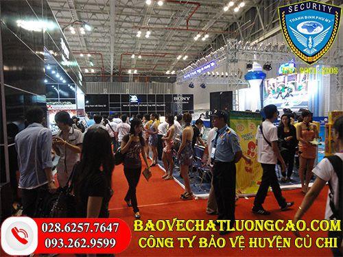 Công ty bảo vệ huyện Củ Chi Thanh Bình Phú Mỹ chuyên nghiệp 24/7