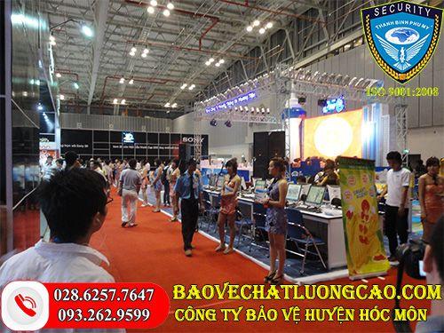 Dịch vụ bảo vệ huyện Hóc Môn Thanh Bình Phú Mỹ