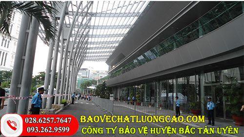 Công ty bảo vệ ở huyện Bắc Tân Uyên hiệu quả chuyên nghiệp