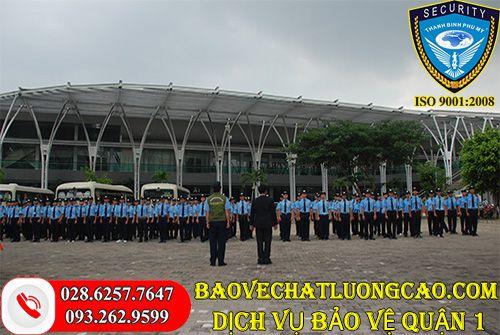 Dịch vụ bảo vệ quận 1 Thanh Bình Phú Mỹ