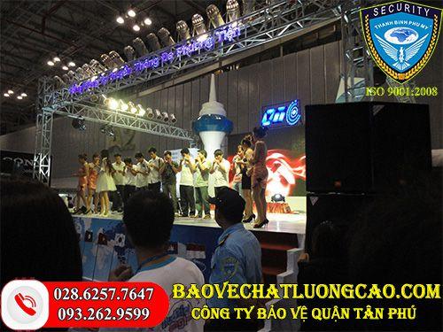 Dịch vụ bảo vệ quận Tân Phú Thanh Bình Phú Mỹ