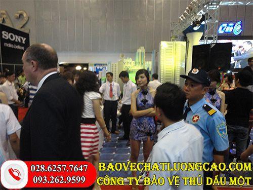 Công ty bảo vệ ở Thủ Dầu Một Thanh Bình Phú Mỹ chất lượng 24/7
