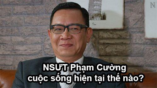 Tiểu sử NSƯT Phạm Cường là ai, đời tư và sự nghiệp ?
