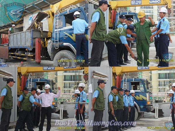 Công ty bảo vệ ở quận Bình Thạnh – Thanh Bình Phú Mỹ - Hotline: 0932.629.599