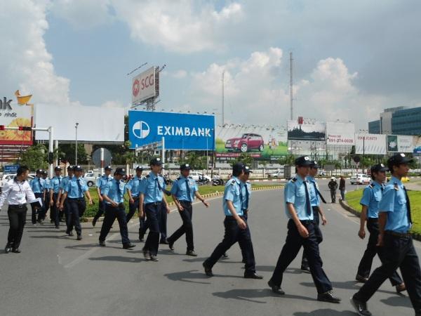 Công ty dịch vụ bảo vệ ở Quận 8 – lực lượng Thanh Bình Phú Mỹ có gì?