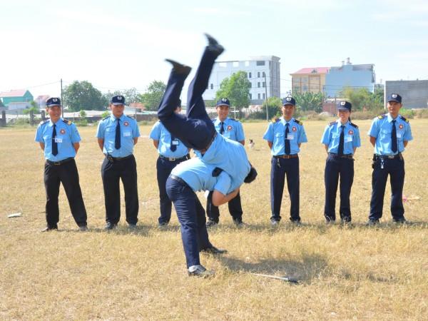 Công ty Dịch vụ bảo vệ ở tại quận 9 – năng lực Thanh Bình Phú Mỹ
