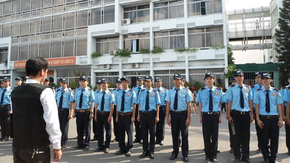 Ý nghĩa bộ đồng phục của công ty bảo vệ Chất Lượng Cao 3