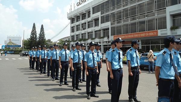 Nhân viên bảo vệ sự kiện Thanh Bình Phú Mỹ