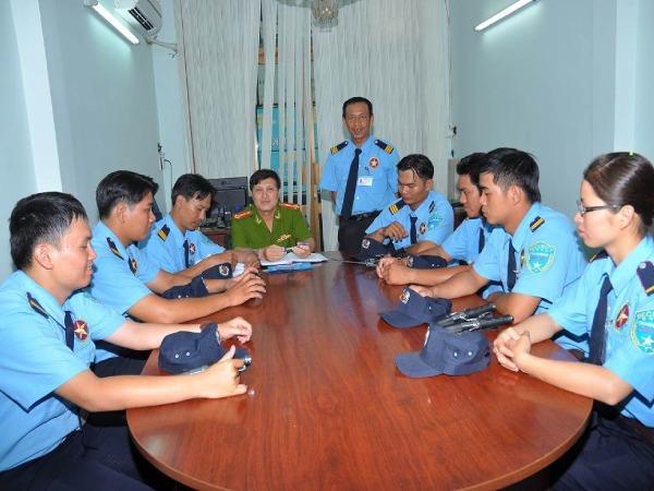 Công ty bảo vệ ở Hà Nội – Thanh Bình Phú Mỹ dẫn đầu công nghệ an ninh
