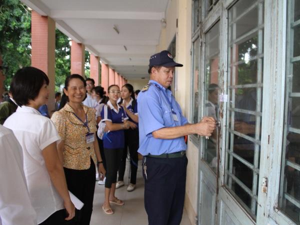 Dịch vụ bảo vệ trường học uy tín chất lượng nhất tại Hồ Chí Minh