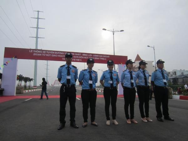 Công ty Dịch vụ bảo vệ giá rẻ tại TPHCM –DVBV Thanh Bình Phú Mỹ