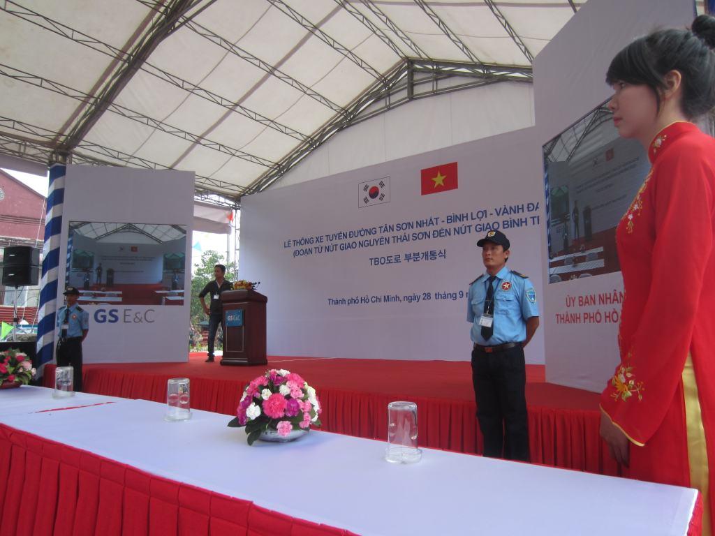 Tiêu chuẩn đánh giá nhân viên bảo vệ tại Tp. Hồ Chí Minh.