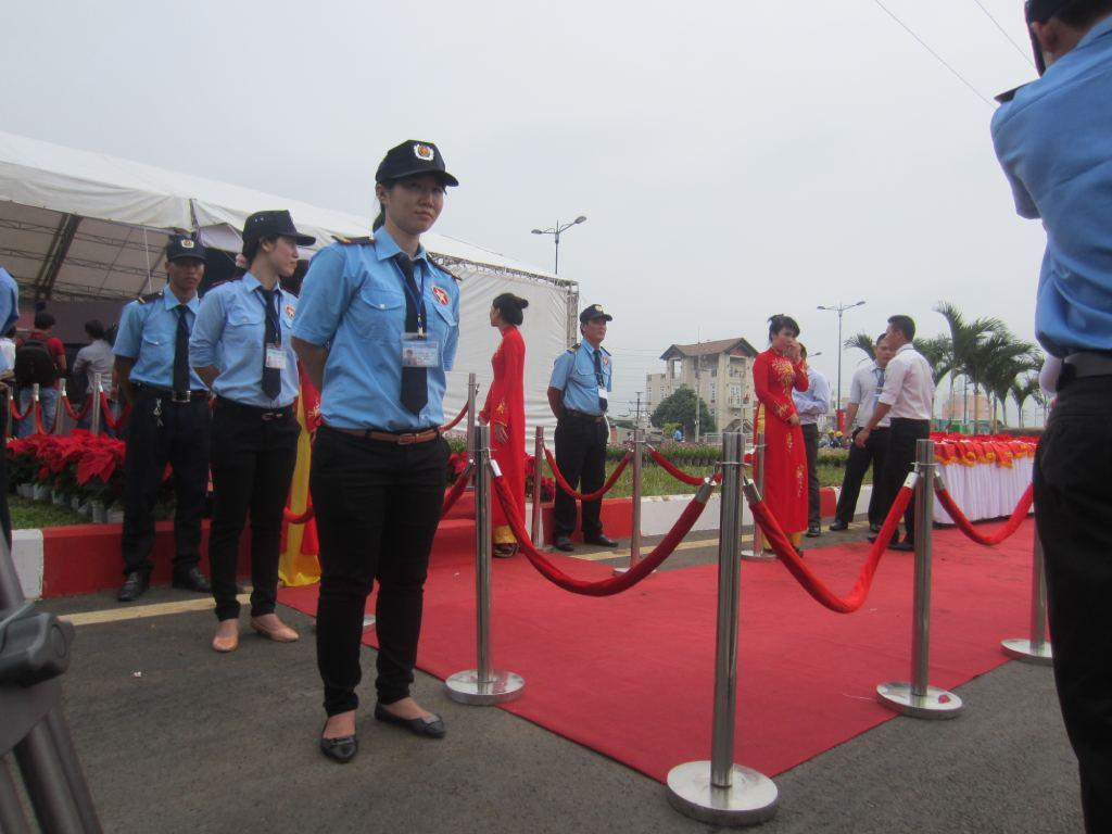 Ưu điểm khi chọn công ty bảo vệ chuyên nghiệp tại TP Hồ Chí Minh 1
