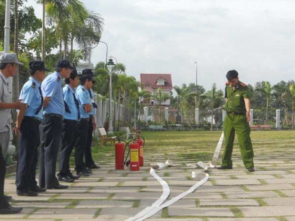 Ưu điểm khi chọn công ty bảo vệ chuyên nghiệp tại TP Hồ Chí Minh